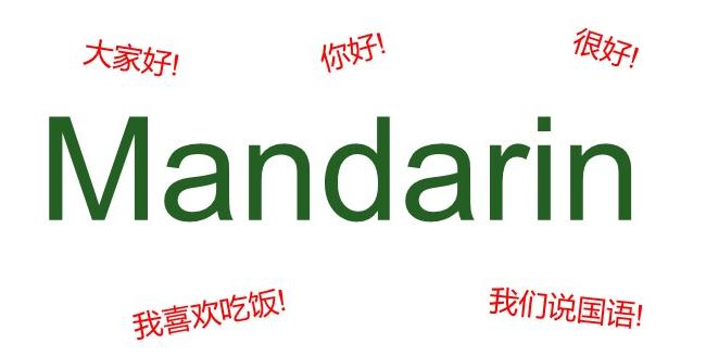 FIFL - Chinese mandarin